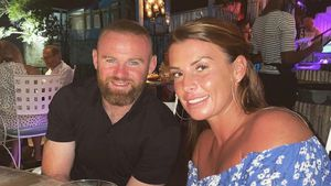 Coleen Rooney zeigt seltenes Foto mit ihrem Ehemann Wayne