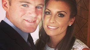 Wayne Rooney und Coleen Rooney