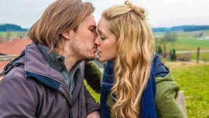"""1. Kuss: Steht die """"Sturm der Liebe""""-Traumfrau hiermit fest?"""