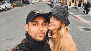 Erste Bilder von Wilmer Valderrama und Amanda nach Verlobung