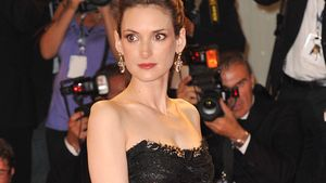 Winona Ryder: Lady in Black beim Filmfestival