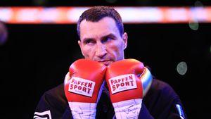 Wladimir Klitschko: Hier verkündet er sein Box-Aus!