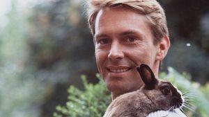 Flashback: So sah Wolfgang Joop vor 30 Jahren aus
