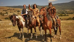 "Original vs. Remake: Das sind die Stars in ""Winnetou""!"