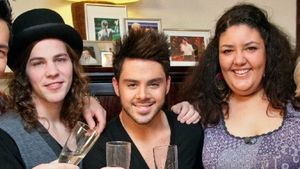 X Factor, Mati Gavriel, Big Soul und Pino Severino