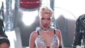 Christina Aguilera lässt es wieder krachen