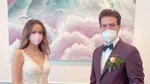 """""""Keiner da"""": So privat war die Hochzeit von Yasin und Samira"""