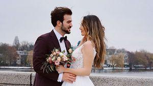 Namensfehler und kein Kleid: So war Yasin und Samiras Heirat