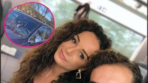 """""""Asozial"""": Yasin und Samiras Auto wurde komplett beschmutzt"""