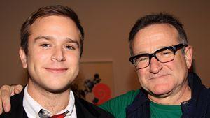 Robin Williams' Sohn fand es hart, Vater mit Welt zu teilen