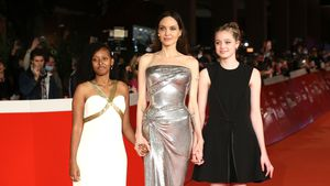 Groß geworden! Angelina Jolie mit Töchtern auf Red Carpet