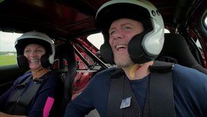 Abgefahren! Royal-Lady Zara Tindall & Mann in TV-Show dabei!
