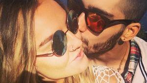Knutsch! Zayn Malik & Perrie trotzen den Fremdgeh-Gerüchten