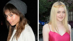 Dakota Fanning & Zoe Kravitz drehen Road-Movie