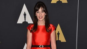 After-Baby-Body: Zooey Deschanel glänzt auf dem Red Carpet
