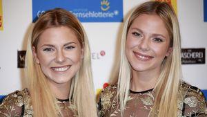 Zwillinge Valentina und Cheyenne Pahde