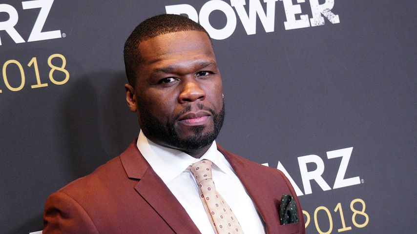 "50 Cent bei der ""Power""-Premiere in Los Angeles"