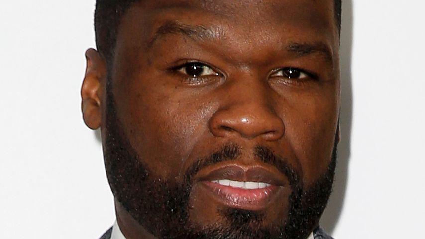 """50 Cent bei der Premiere von """"Nobody's Fool"""" in New York, Oktober 2018"""