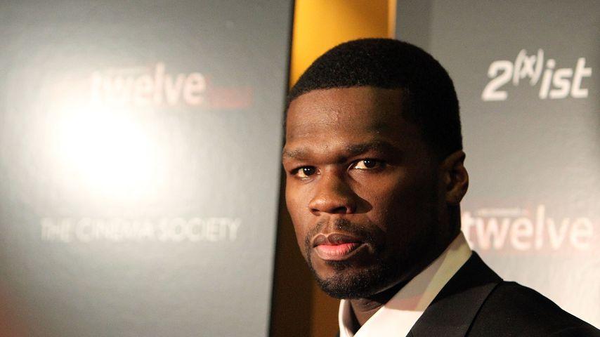 50 Cent im Juli 2010 in New York