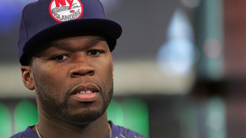Vermeintliche Polizei-Drohung: 50 Cent fürchtet um Leben