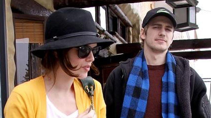 Rachel Bilson und Hayden Christensen