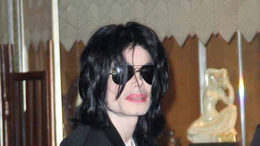 Michael Jackson-Fans: Gebühr für Grabgeschenke!