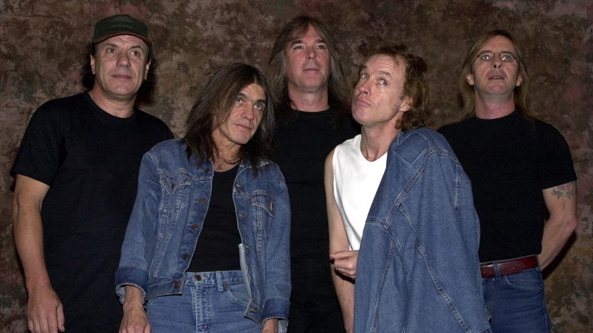 AC/DC im September 2000