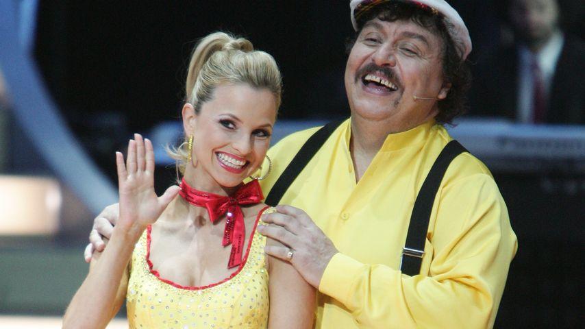 Achim Mentzel und Sarah Latton