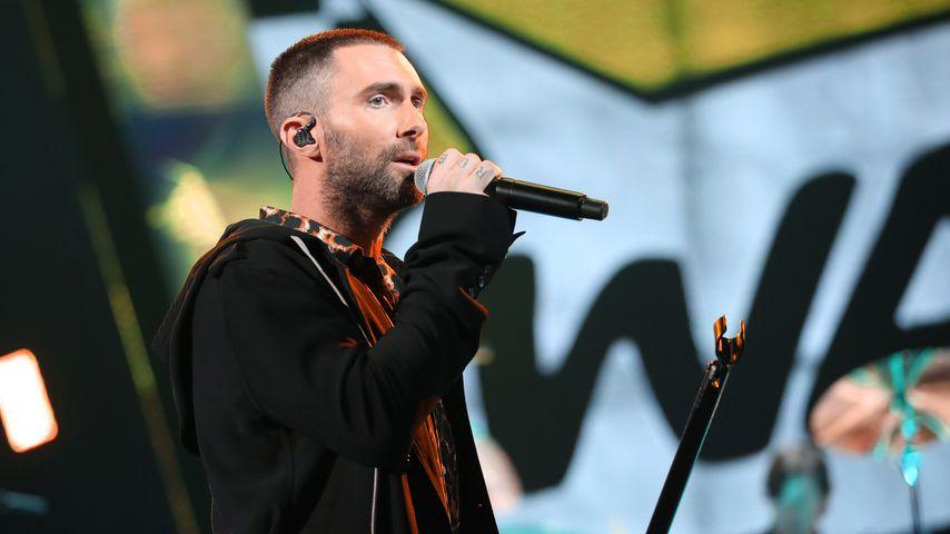 Adam Levine bei den iHeartsRadio Music Awards