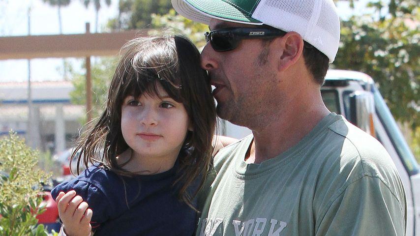 Sadie & Sunny: So süß sind Adam Sandlers Töchter