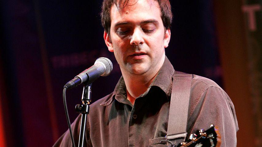 Adam Schlesinger bei der Tribeca Music Lounge in NYC im Mai 2007