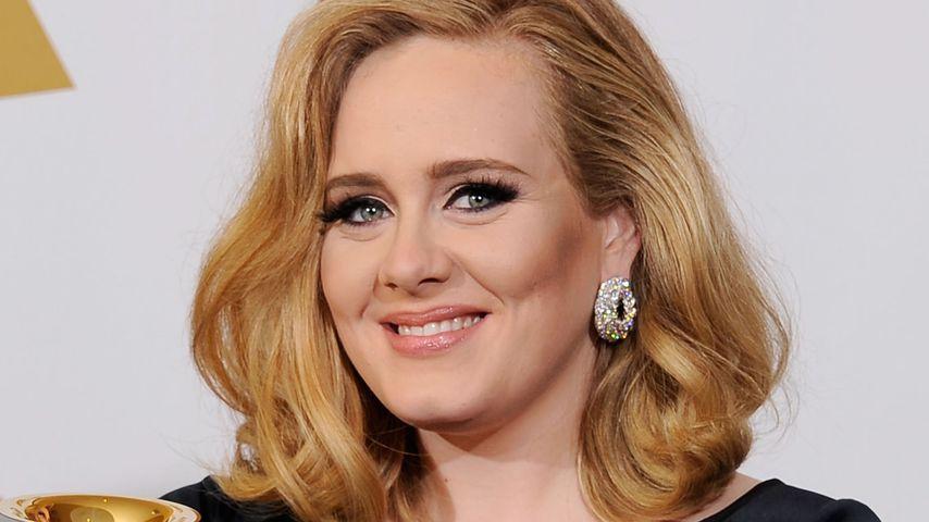 Adele bei den Grammys 2012