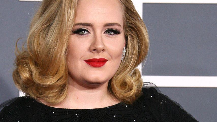 Adele: Hat sie etwa heimlich geheiratet?