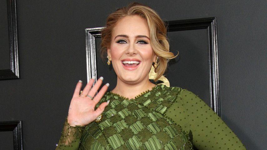 Endlich! Adele will 2019 wieder ein Album veröffentlichen