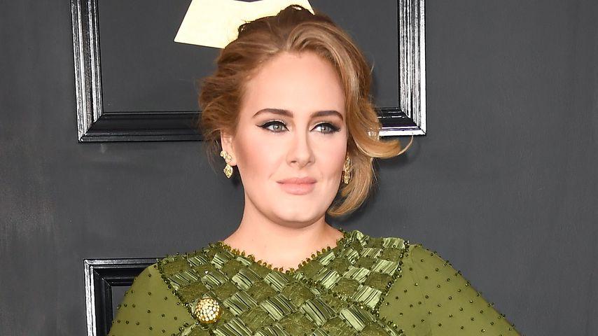 Adele, 2017 in Los Angeles