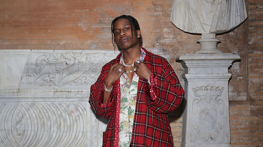 Schwere Körperverletzung: A$AP Rocky muss jetzt vor Gericht