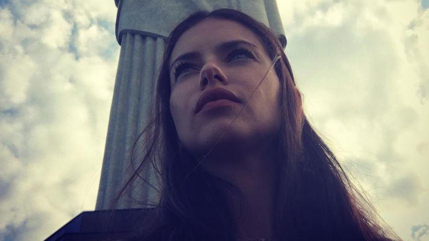 Adriana Lima in Rio de Janeiro