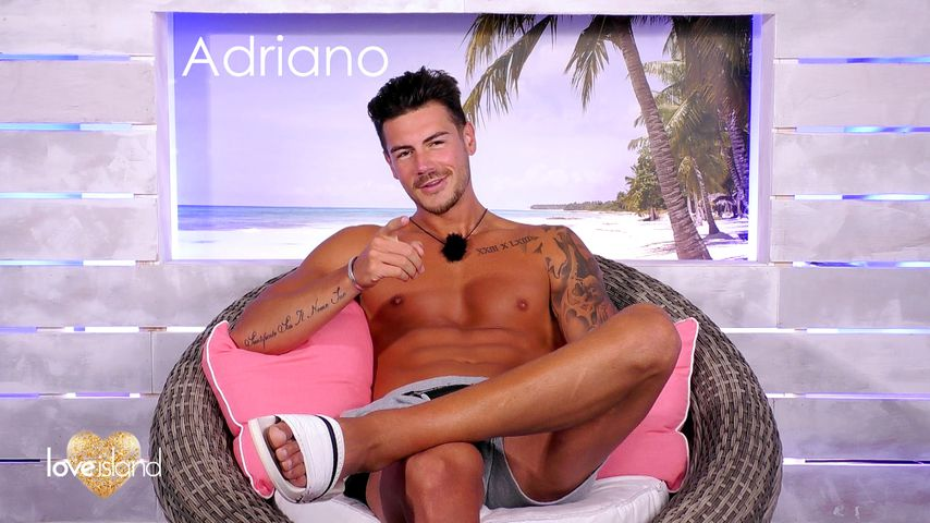 "Adriano Monaco bei ""Love Island"" 2021"