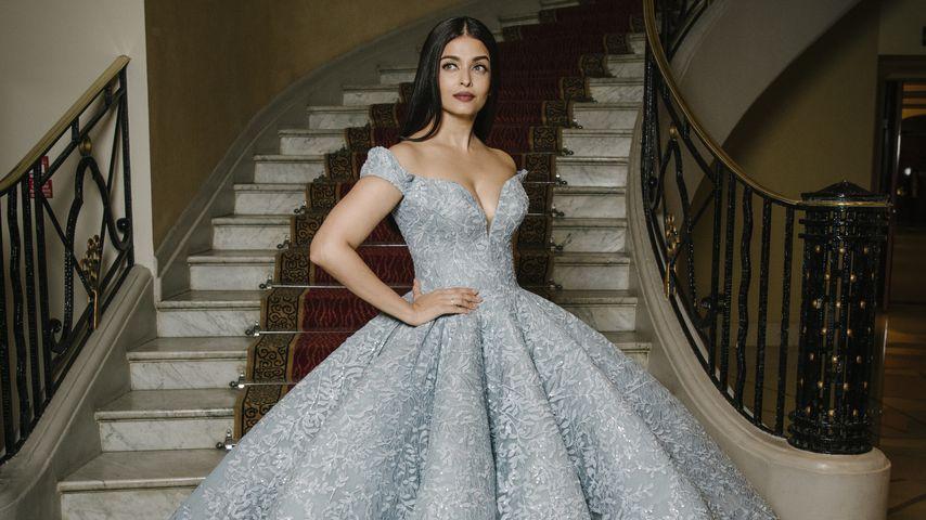 Aishwarya Rai in einem Kleid von Michael Cinco
