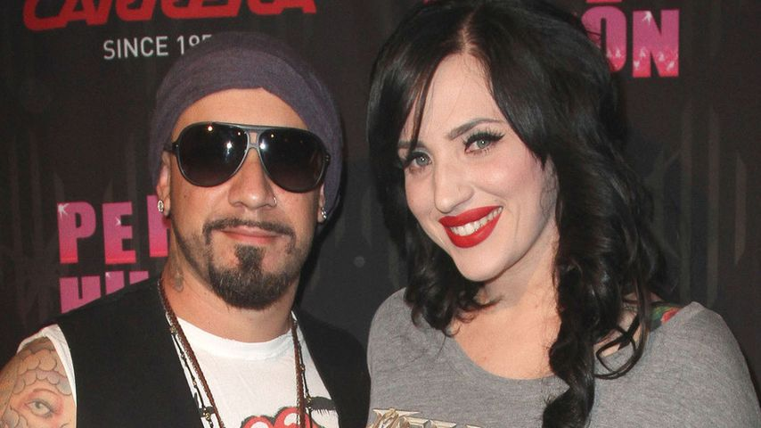 Backstreet Boys: AJ McLean hat geheiratet