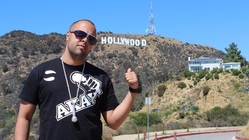 Akay Kayed in Hollywood