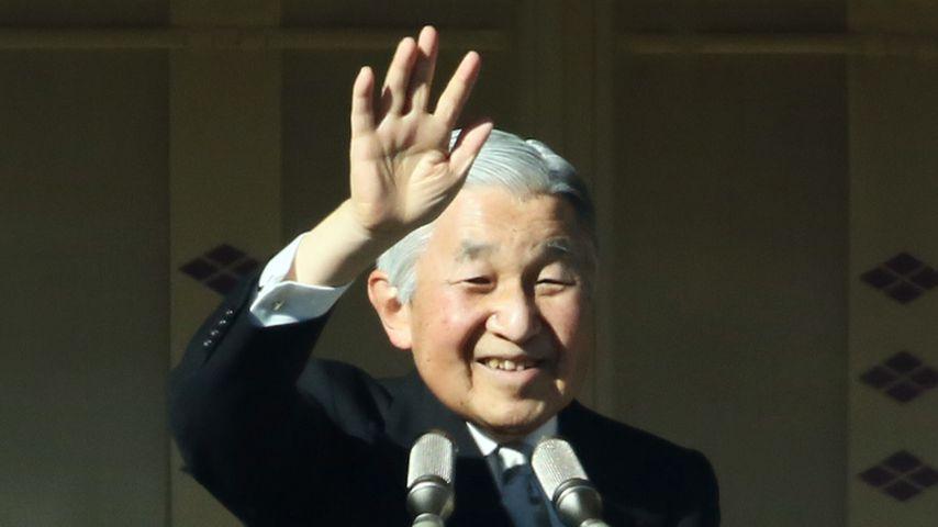 Japans Ex-Monarch Akihito