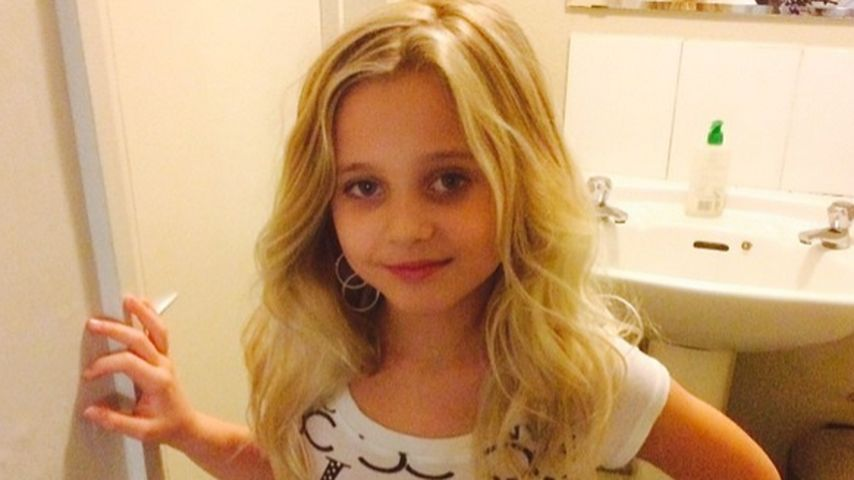 Mit 9 Jahren: So zeigt sich Travis Barkers Tochter