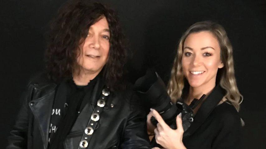 Alan Merrill und Tochter Laura