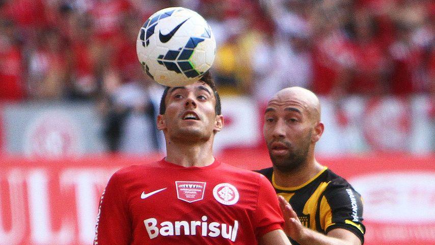 Alan Ruschel, brasilianischer Fußballprofi