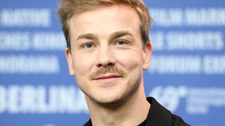 Albrecht Schuch bei der Berlinale 2019