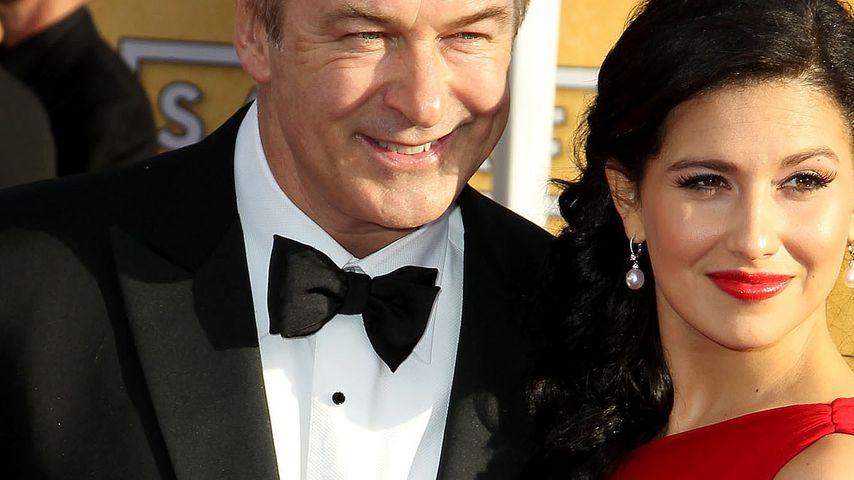 Alec Baldwin und Hilaria Thomas im Baby-Glück?