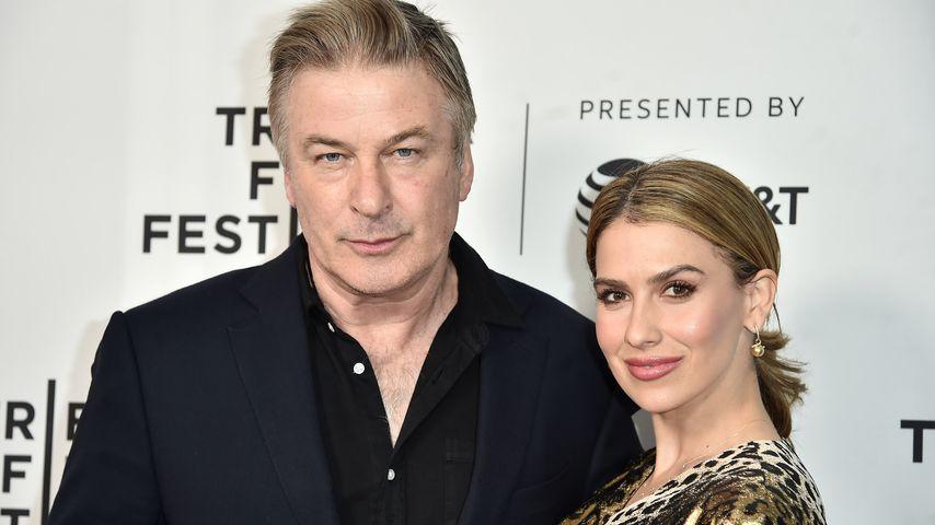 Alec und Hilaria Baldwin im Jahr 2019