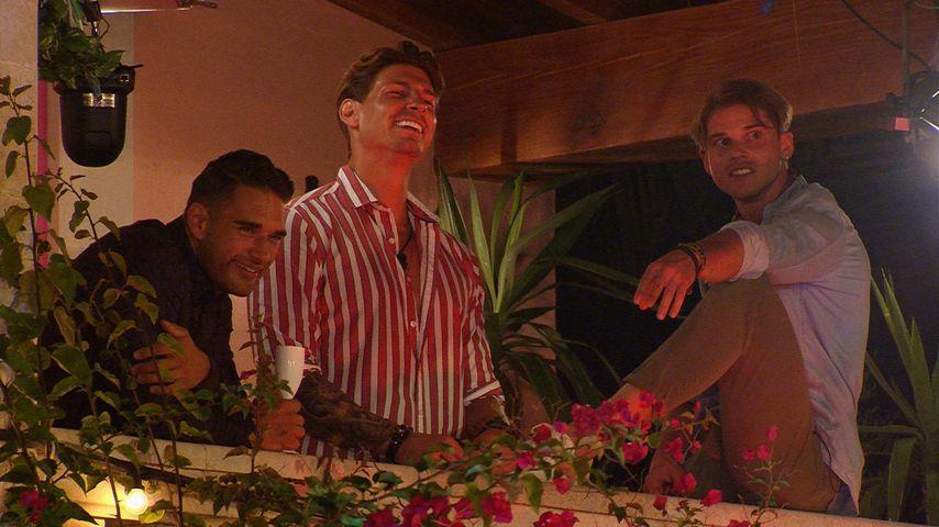 """Aleks, Philipp und Sidney bei """"Love Island"""" 2019"""