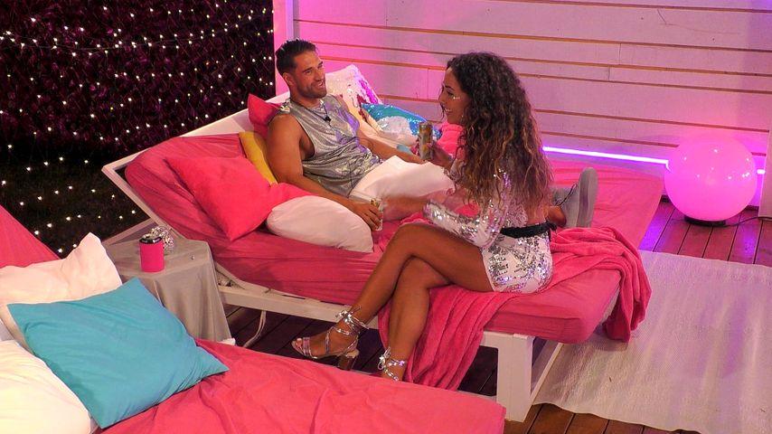 "Eifersuchtsdrama! ""Love Island""-Samira flirtet mit Aleks"